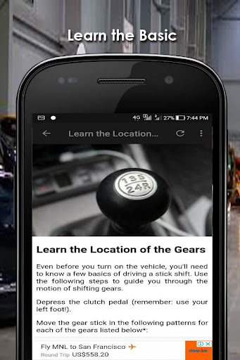 Learn How To Drive : Manual Car  Paidproapk.com 4