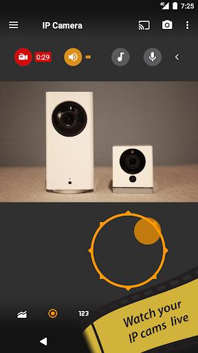 tinyCam PRO - Swiss knife to monitor IP cam  screenshots 1
