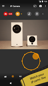 tinyCam PRO - Swiss knife to monitor IP cam 15.1 (Paid) (Patched) (Mod Extra) (Armeabi-v7a)