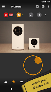 tinyCam PRO – APK Download | Swiss knife to monitor IP cam 1