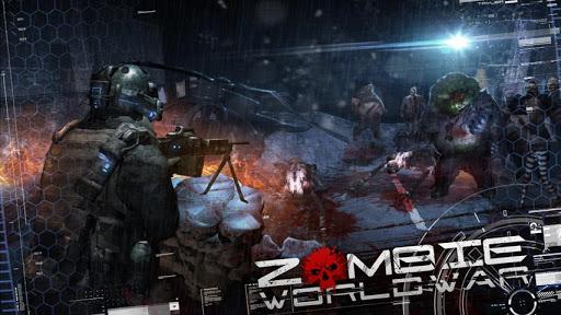 Zombie World War 1.6 screenshots 12