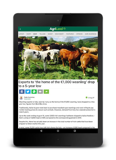 Agriland.ie News 3.6.7 screenshots 10