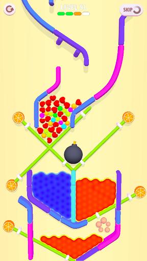 Pin Balls UP - Physics Puzzle Game  screenshots 3
