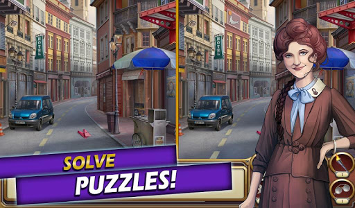 Time Crimes Case: Free Hidden Object Mystery Game  screenshots 8