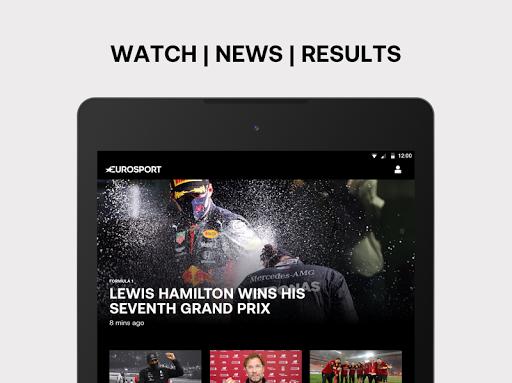Eurosport: Sports News, Results & Scores 7.4.0 Screenshots 7
