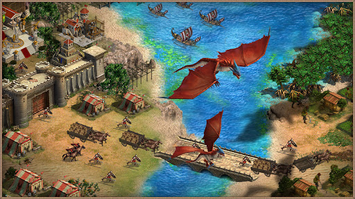 Abyss of Empires: The Mythology modiapk screenshots 1