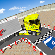 New Truck Parking 2020: Hard PvP Car Parking Games