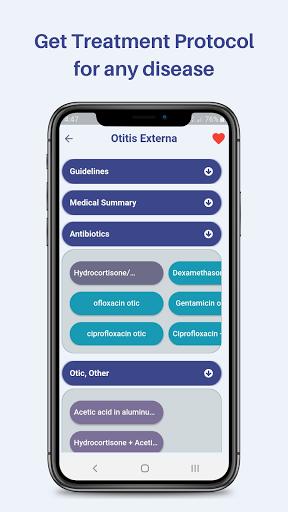 Medinfo: Medical information for doctors only  Screenshots 5