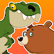 Baby Puzzles: Dinos & Animals - Androidアプリ