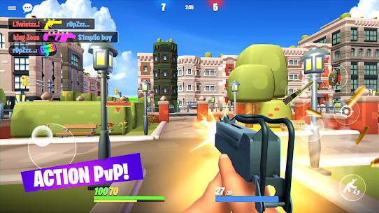 Action Strike: Heroes PvP FPS 4