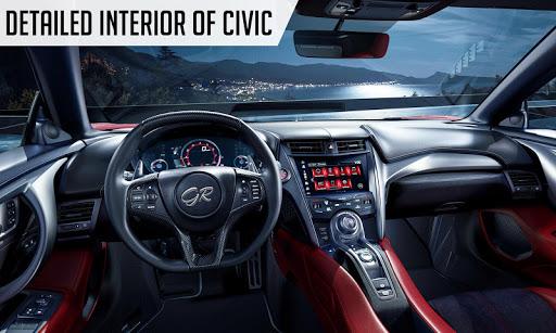 Drifting and Driving Simulator: Honda Civic Games 1.18 screenshots 8