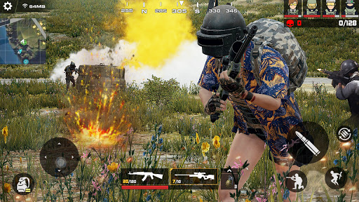 Special Forces Ops : Real Commando Secret Mission screenshots 21