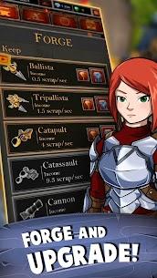 Castle Fusion Idle Clicker Mod Apk 1.9.6 (Free Shopping) 4
