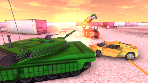 Demolition Derby Royale android2mod screenshots 4