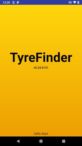 Tyre Finder | Tyre Size Finder Screenshot 1