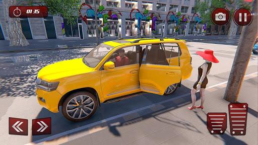 real city taxi driving: new car games 2020 screenshot 1
