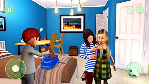 Family Simulator - Virtual Mom Game 2.4 screenshots 1