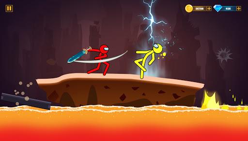 Supreme Stickman Battle: Stick War Fighting Games  screenshots 1