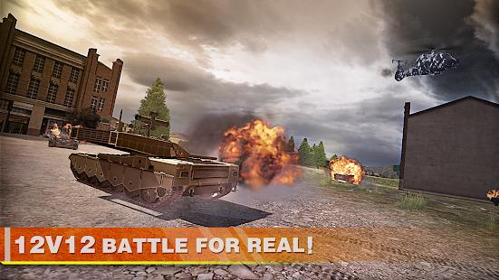 Clash of Panzer Image 1