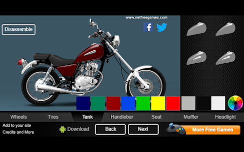 Create Your Custom Bike For Pc – [windows 10/8/7 And Mac] – Free Download In 2020 1