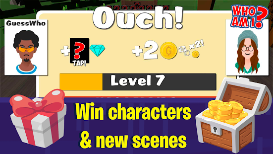Guess who am I u2013 Who is my character? Board Games 5.4 Screenshots 16