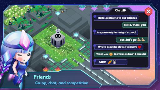 SciFarm - Farming Game in the space, City-building apkdebit screenshots 4