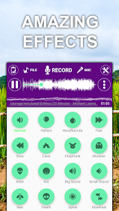 Voice changer sound effects (PRO) 1.3.7 Apk 1