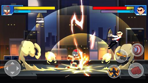 Stick Super: Hero - Strike Fight for heroes legend  screenshots 6