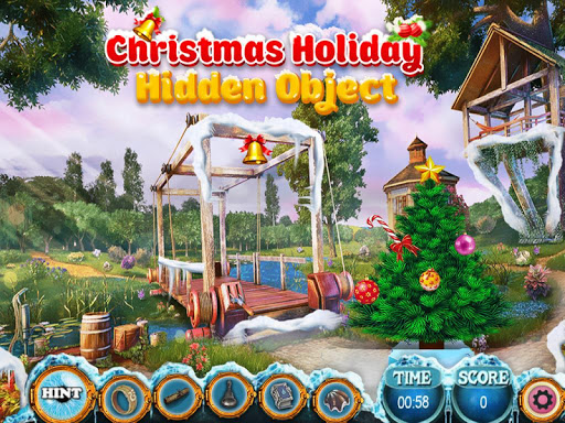 new christmas hidden objects 2018: mystery finding screenshot 2