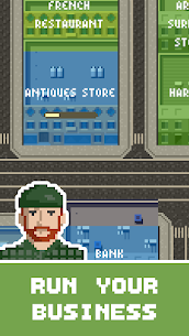 Pixel Gangsters   Mafia Manager | Crime Tycoon Apk 4