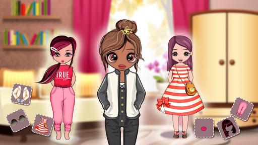 Cute Avatar Maker u2013 Create your own Character 1.0 Screenshots 2