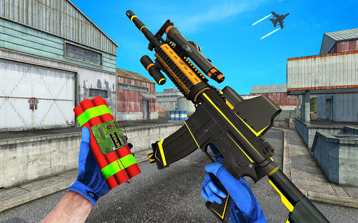 Counter Terrorist Shooting Strike-Commando Mission 1.0.21 Screenshots 13