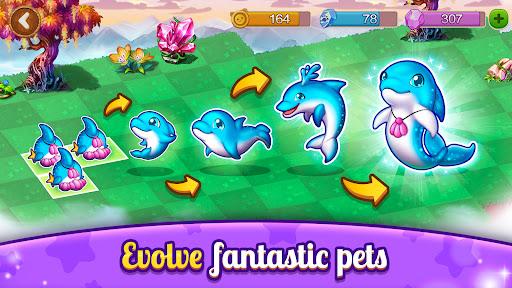 Fantastic Pets : Wonder Merge Magic Game u2728  screenshots 3