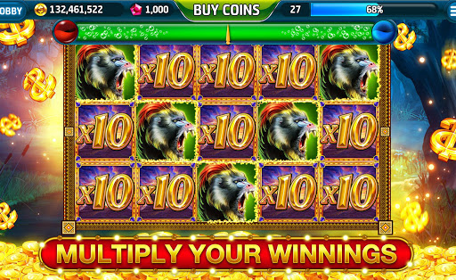Ape About Slots NEW Vegas Casino Slot Machine Free apkmr screenshots 4