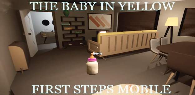 The Baby In Yellow Steps APK + MOD (Unlimited Money) 5