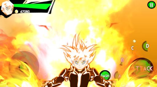 Super Boy Ultimate Power of Alien FIre Blast  screenshots 9