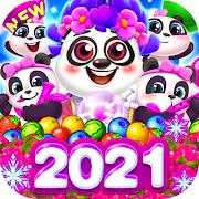 Bubble Shooter Cooking Panda
