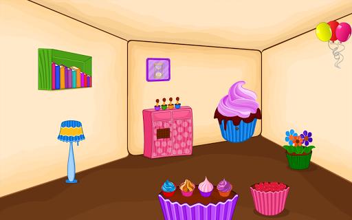 Escape Games-Cupcake Rooms  screenshots 21