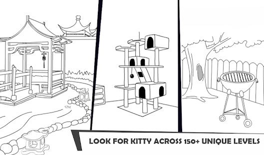 Cat's Day Out : Runaway Kitty Screenshot