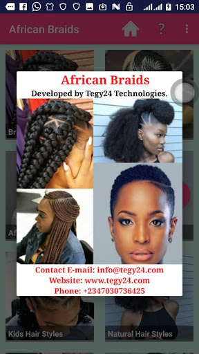 AFRICAN BRAIDS 2020 1.3 Screenshots 17