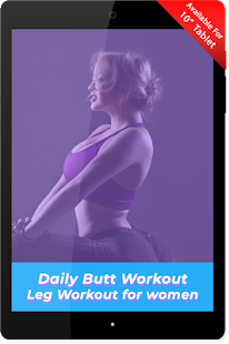 Daily Butt Workout - Leg Workout for women