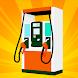 Gas Station Inc. - シミュレーションゲームアプリ