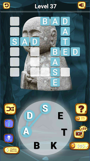Code Triche Word Mystery : Crossword Search Story mod apk screenshots 3