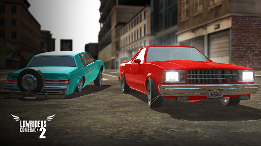 Lowriders Comeback 2: Cruising  screenshots 9