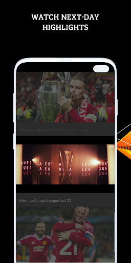 UEFA Europa League football: live scores & news apkdebit screenshots 4