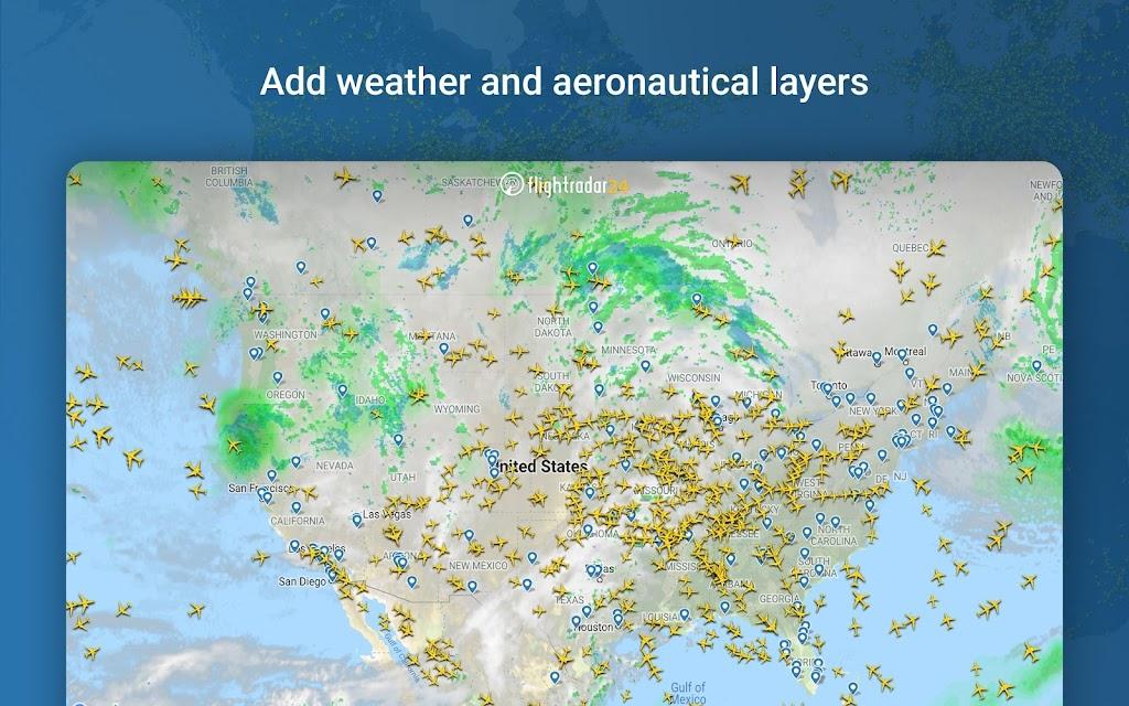 Flightradar24 Flight Tracker poster 10