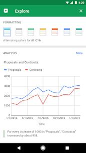 Google Sheets 4