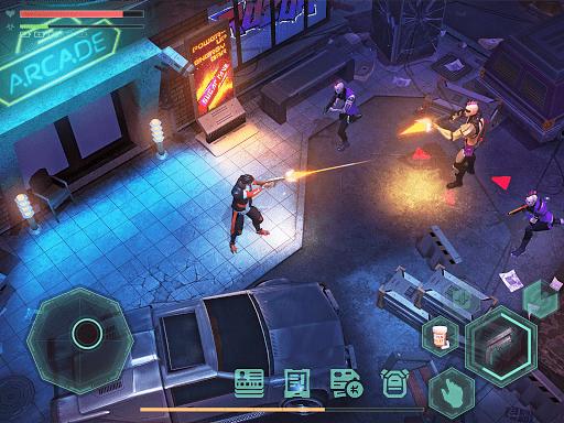 Cyberika: Action Adventure Cyberpunk RPG modavailable screenshots 9