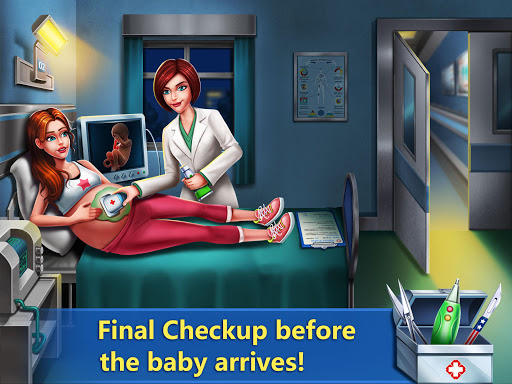 ER Hospital 1- Zombie Mommy Pregnancy Games 1.4 screenshots 4