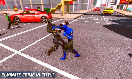 Spider hero game - mutant rope man fighting games  screenshots 2